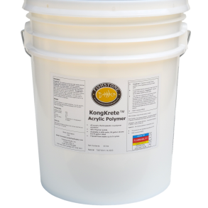 KongKrete-GFRC-Polymer-5GallonBucket resized4